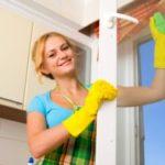 Как правильно мыть окна?