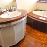 Современный ремонт ванной комнаты «под ключ»