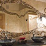 Оформление интерьера: сграффито, фрески, мозаика