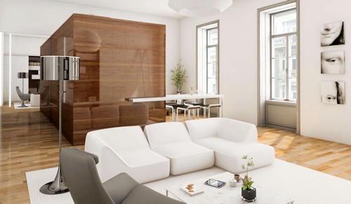 Перепланировка однокомнатной квартиры своими руками