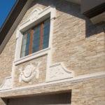 Из чего изготавливаются элементы фасадного декора?