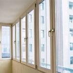 Остекление лоджий пластиковыми окнами