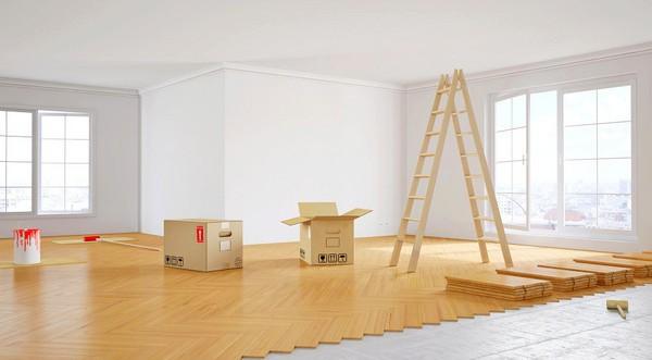 Перепланировка стандартной квартиры