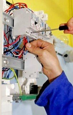 Основные виды электромонтажных работ