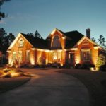 Архитектурное освещение фасадов зданий
