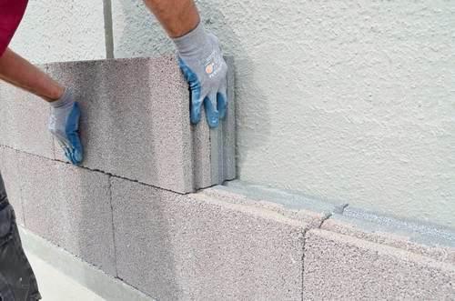 Что такое облегчённый бетон