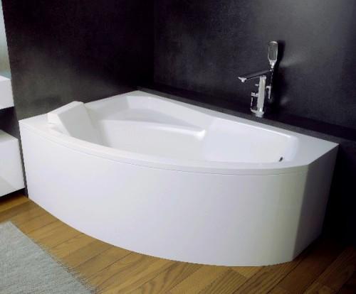 Как выбрать угловую акриловую ванну