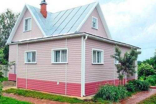 Основные характеристики популярных фасадных материалов
