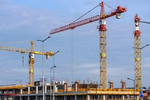 Строительство высотных домов