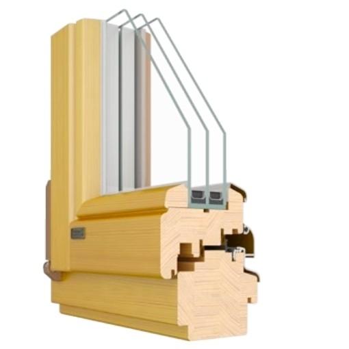 Выбираем деревянные окна для балкона или лоджии
