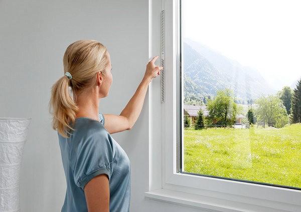Как делают окна