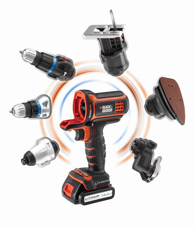 Популярные аккумуляторные инструменты