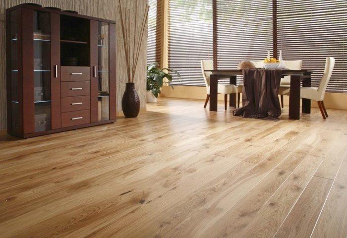 Преимущества деревянных полов