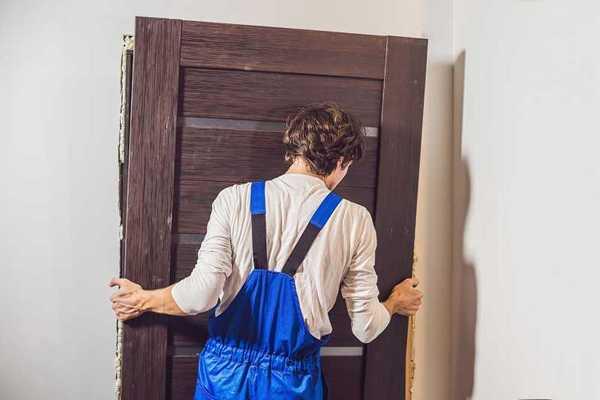 Устанавливаем двери самостоятельно