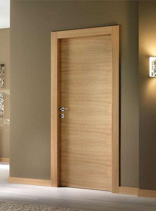Двери межкомнатные - шпон натуральный