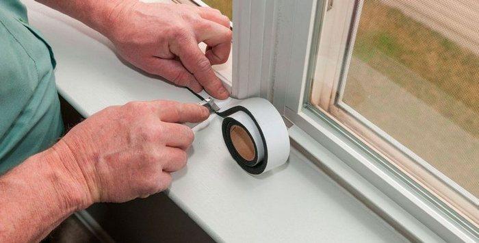 Как правильно утеплить пластиковые окна если продувает