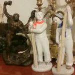 Фарфоровые фигурки и бронзовые статуэтки: выбираем с удовольствием