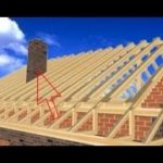 Про устройство крыши и кровли деревянного дома