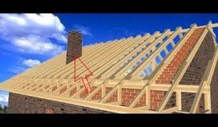 Как правильно сделать двускатную систему крыши своими руками из недорогих материалов?
