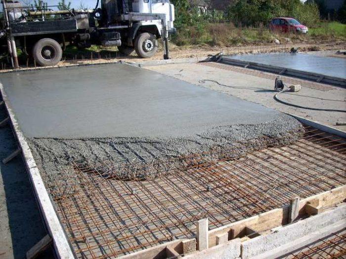Где заказать качественный бетон