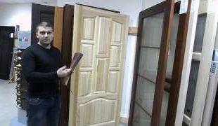 Деревянные двери для вашего коттеджа