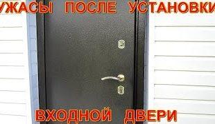 Чем подъездные двери отличаются от обычных стальных дверей